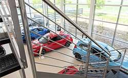 Gebrauchtwagen im Autohaus Kalrsohn