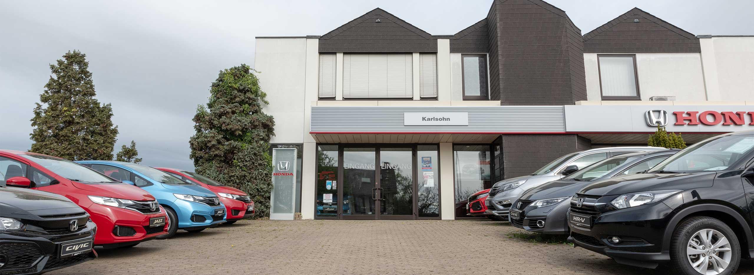 Autohaus Karlsohn in Zürlpich