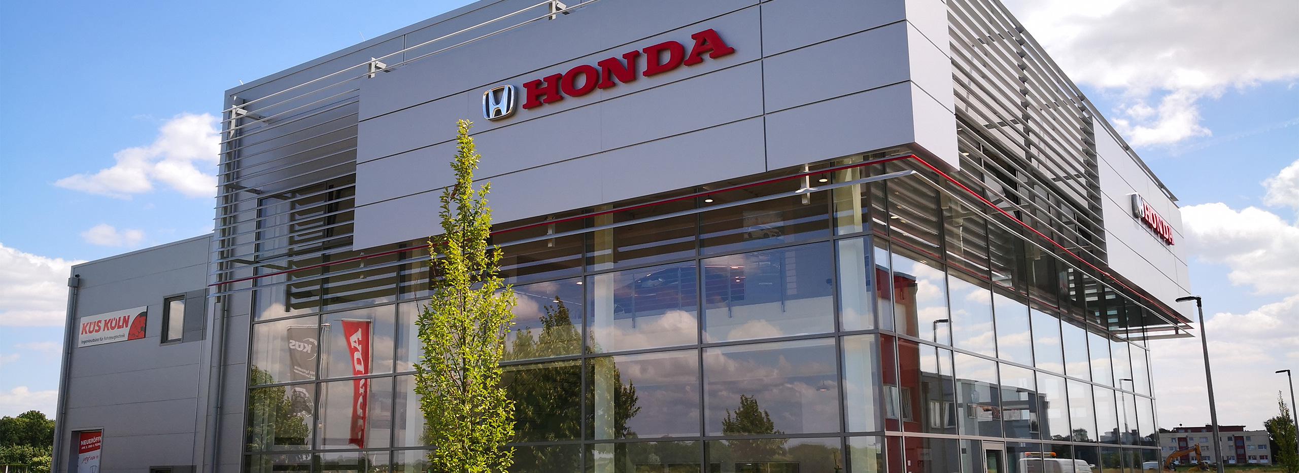 Ihr Honda Fachhändler in Köln